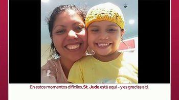 St. Jude Children\'s Research Hospital TV Spot, \'Mia\' [Spanish]