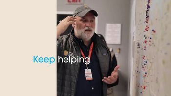 Salesforce TV Spot, 'Keep Helping'  Song by Bono, Jennifer Hudson, will.i.am, Yoshiki - 16 commercial airings