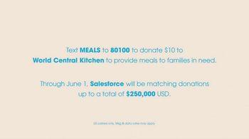 Salesforce TV Spot, 'Keep Helping'  Song by Bono, Jennifer Hudson, will.i.am, Yoshiki - Thumbnail 10