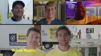 Wallside Windows TV Spot, 'Families: Half Off Windows'