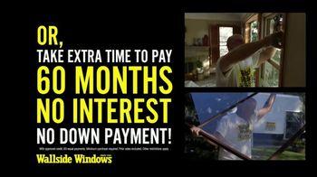Wallside Windows TV Spot, 'Families: Half Off Windows' - Thumbnail 7