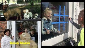 Wallside Windows TV Spot, 'Families: Half Off Windows' - Thumbnail 1