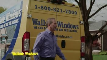 Wallside Windows TV Spot, 'Families: Half Off Windows' - Thumbnail 3