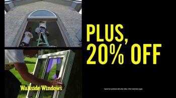 Wallside Windows TV Spot, 'Families: Half Off Windows' - Thumbnail 6