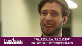 Home Instead Senior Care TV Spot, 'Now Hiring: Make a Difference'