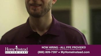 Home Instead Senior Care TV Spot, 'Now Hiring: Make a Difference' - Thumbnail 1