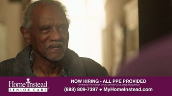 Home Instead Senior Care TV Spot, 'Now Hiring: Make a Difference' - Thumbnail 3