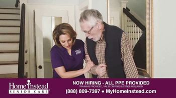 Home Instead Senior Care TV Spot, 'Now Hiring: Make a Difference' - Thumbnail 4