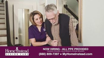 Home Instead Senior Care TV Spot, 'Now Hiring: Make a Difference' - Thumbnail 5