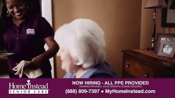 Home Instead Senior Care TV Spot, 'Now Hiring: Make a Difference' - Thumbnail 6