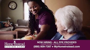 Home Instead Senior Care TV Spot, 'Now Hiring: Make a Difference' - Thumbnail 7