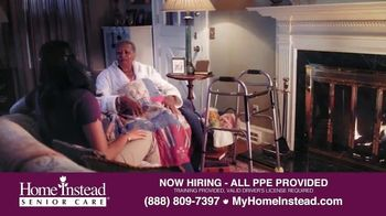 Home Instead Senior Care TV Spot, 'Now Hiring: Make a Difference' - Thumbnail 8