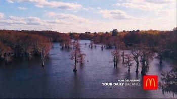 McDonald's TV Spot, 'Your Daily Balance: Wetlands' - Thumbnail 4
