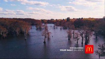 McDonald's TV Spot, 'Your Daily Balance: Wetlands' - Thumbnail 5