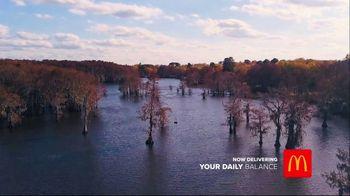 McDonald's TV Spot, 'Your Daily Balance: Wetlands' - Thumbnail 6