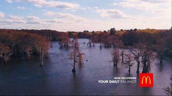 McDonald's TV Spot, 'Your Daily Balance: Wetlands' - Thumbnail 7