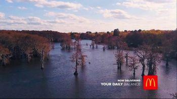 McDonald's TV Spot, 'Your Daily Balance: Wetlands' - Thumbnail 8