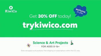 KiwiCo TV Spot, 'Stem Projects: 30 Percent off' - Thumbnail 10