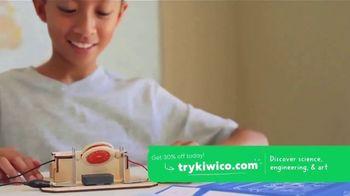 KiwiCo TV Spot, 'Stem Projects: 30 Percent off' - Thumbnail 2