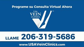 USA Vein Clinics TV Spot, 'Dolor de pierna' [Spanish] - Thumbnail 9