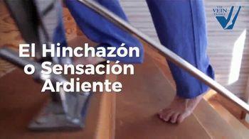 USA Vein Clinics TV Spot, 'Dolor de pierna' [Spanish]