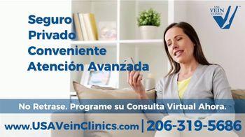 USA Vein Clinics TV Spot, 'Dolor de pierna' [Spanish] - Thumbnail 6