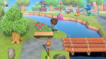 Animal Crossing: New Horizons TV Spot, 'Build a Moat' - Thumbnail 3