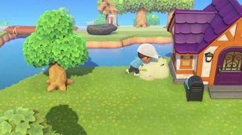 Animal Crossing: New Horizons TV Spot, 'Build a Moat' - Thumbnail 6