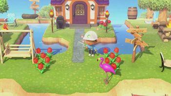 Animal Crossing: New Horizons TV Spot, 'Build a Moat' - Thumbnail 8