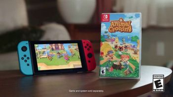 Animal Crossing: New Horizons TV Spot, 'Build a Moat' - Thumbnail 9
