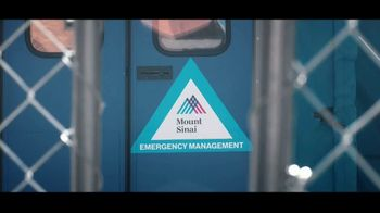 The Mount Sinai Hospital TV Spot, 'The Trenches' - Thumbnail 5