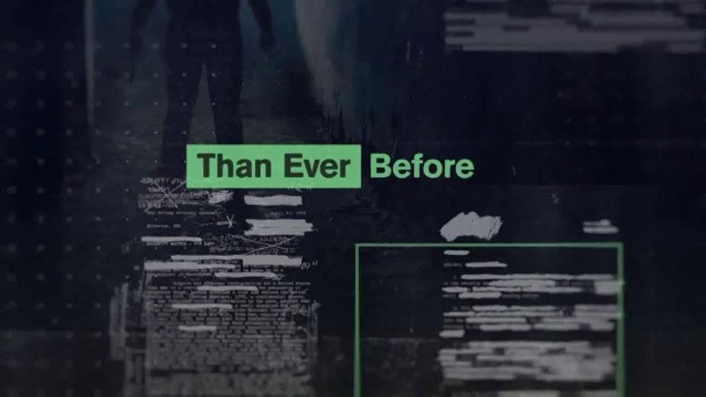 A&E TV Commercial, 'True Crime Podcasts'
