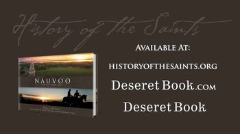 Deseret Book TV Spot, 'Nauvoo: The City Beautiful and War on the Saints' - Thumbnail 1