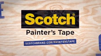 Scotch Painter's Tape TV Spot, 'NBC: Updated Line' - Thumbnail 5