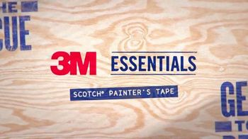 Scotch Painter's Tape TV Spot, 'NBC: Updated Line' - Thumbnail 1