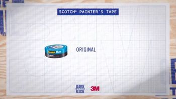 Scotch Painter's Tape TV Spot, 'NBC: Updated Line' - Thumbnail 2