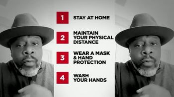 Centers for Disease Control and Prevention TV Spot, 'Us Against COVID' Featuring Billy Porter - Thumbnail 9