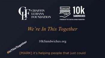 Chaffin Luhana TV Spot, '10,000 Sandwiches' - Thumbnail 9
