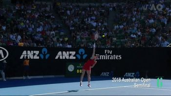 TENNIS.com TV Spot, 'Top 10 Women's Matches of the Decade: 2018 Australian Open Semifinal' - Thumbnail 2
