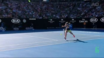 TENNIS.com TV Spot, 'Top 10 Women's Matches of the Decade: 2018 Australian Open Semifinal' - Thumbnail 6