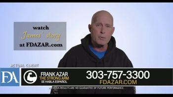 Franklin D. Azar & Associates, P.C. TV Spot, 'James: Motorcycle Ride' - Thumbnail 1