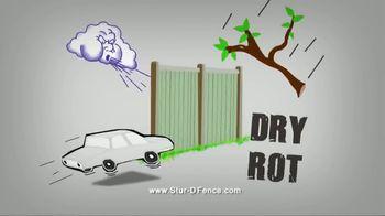 Stur-D Fence Post Brackets TV Spot, 'Fix a Broken Fence' - Thumbnail 3