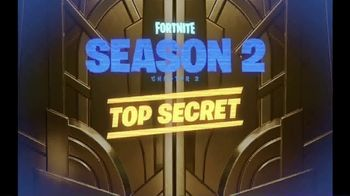Fortnite TV Spot, 'Season 2: Chapter 2: Top Secret' - Thumbnail 10