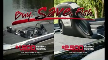 Skeeter Boats Buy, Save, Fish TV Spot, 'ZX190 and ZX250' - Thumbnail 4