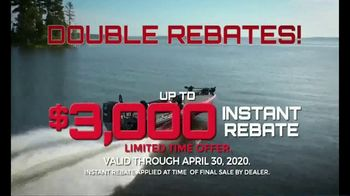 Skeeter Boats Buy, Save, Fish TV Spot, 'ZX190 and ZX250' - Thumbnail 5