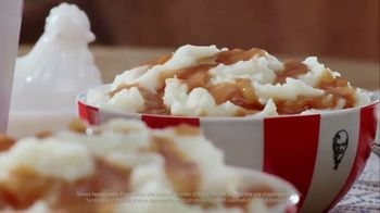 KFC $20 Fill Up TV Spot, 'Homestyle Cookin' Without the Cookin'' - Thumbnail 8