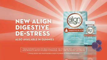 Align Probiotics TV Spot, 'Support: Digestive De-Stress' - Thumbnail 9