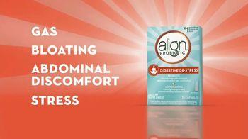 Align Probiotics TV Spot, 'Support: Digestive De-Stress' - Thumbnail 8