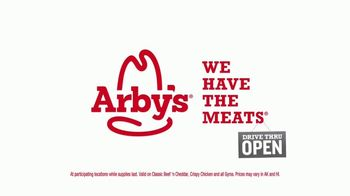 Arby's 2 for $6 Everyday Value Menu TV Spot, 'Two Happinesses: Gyros' Song by YOGI - Thumbnail 4