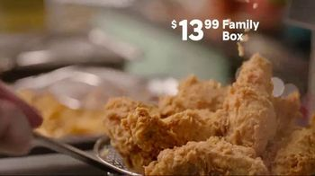 Popeyes Family Box TV Spot, 'Proud To Care For Yours' - Thumbnail 3